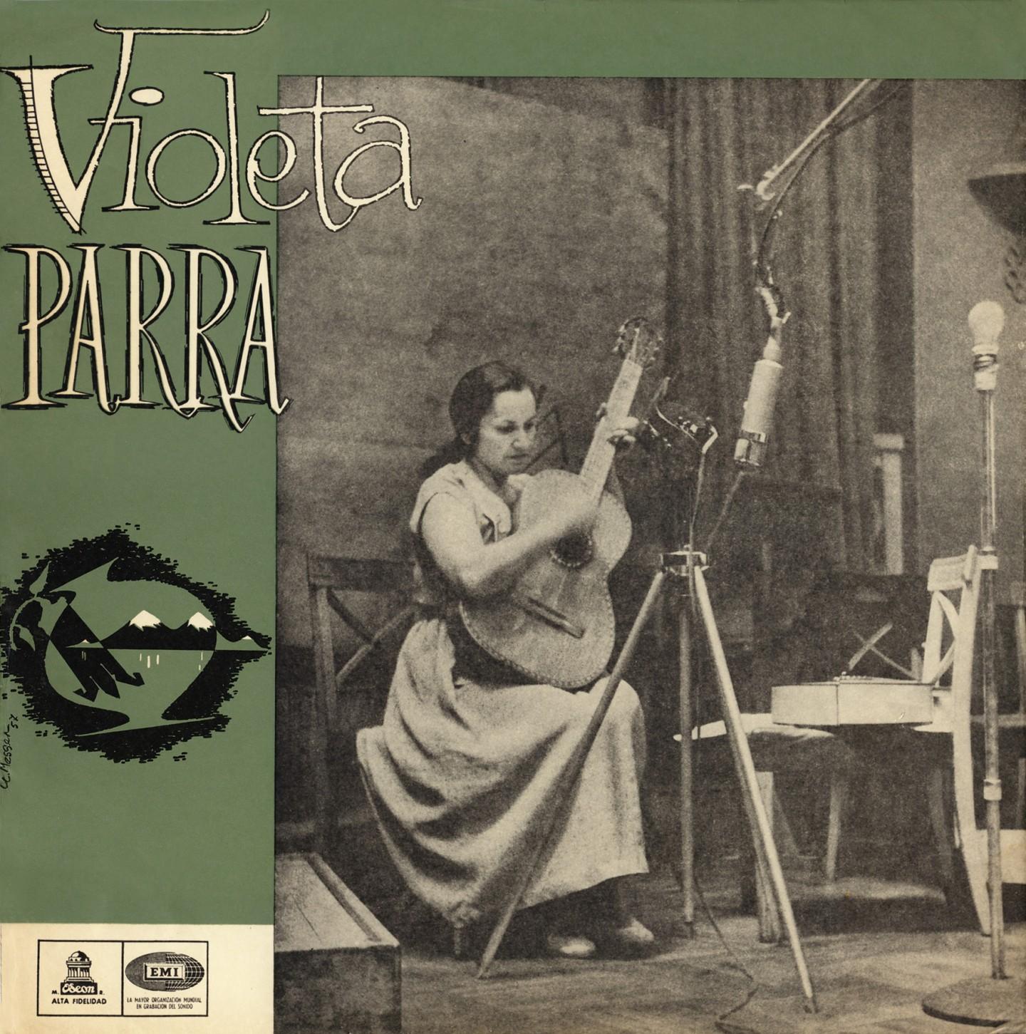 Caratula El Folclor de Chile I