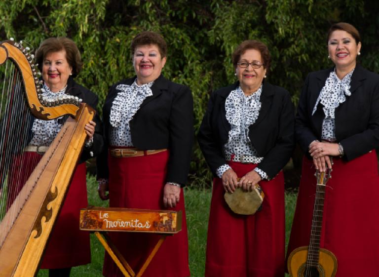 Concierto de Las Morenitas