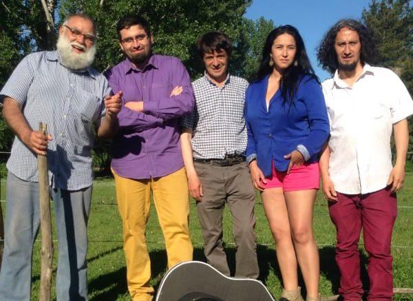 """Encuentro """"Payadores del Biobío, en defensa de la Paya"""""""