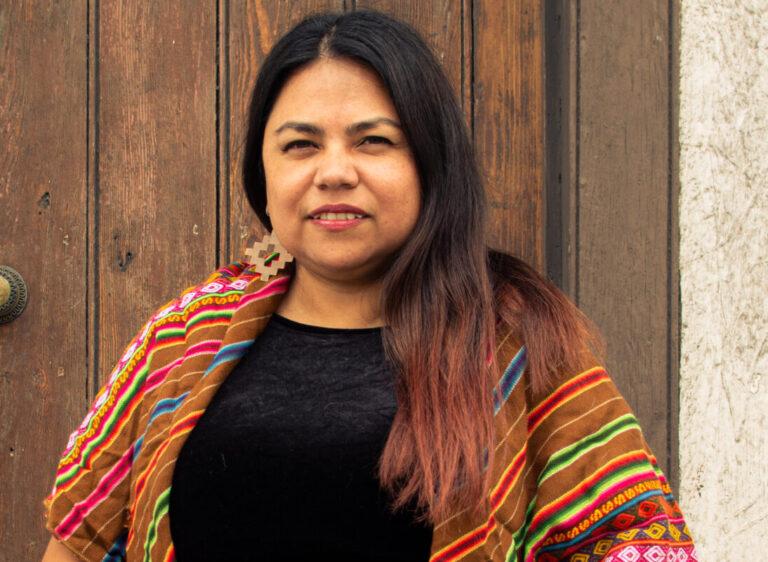 """Conferencia de Carmen Clavijo """"El ser andino en tiempos modernos: cosmovisión, educación y sensibilización"""""""