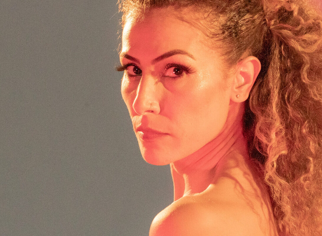 #VioletaEnCasa presentó a Iria Braga en concierto