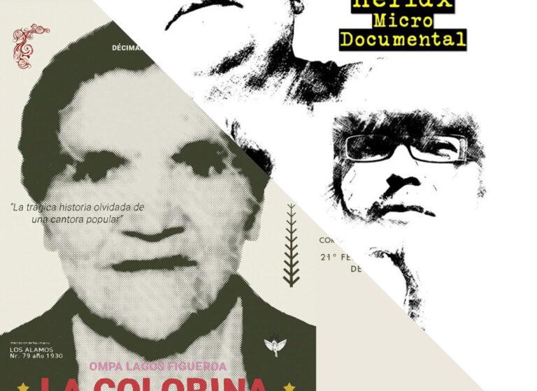 """""""Prontuario Olimpia Lagos 'La colorina'"""" y """"Valparaíso Heridx"""" (Ciclo de Documentales Cinelebu)"""