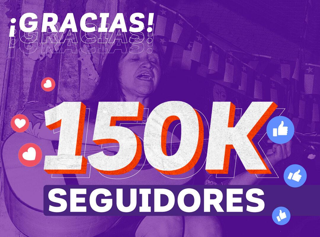 Museo Violeta Parra celebra los 150 mil seguidores en Instagram