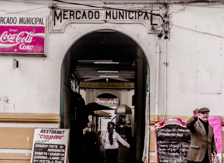 """Conferencia de Cristóbal Reyes Bielefeld: """"El Mercado de Coquimbo"""""""
