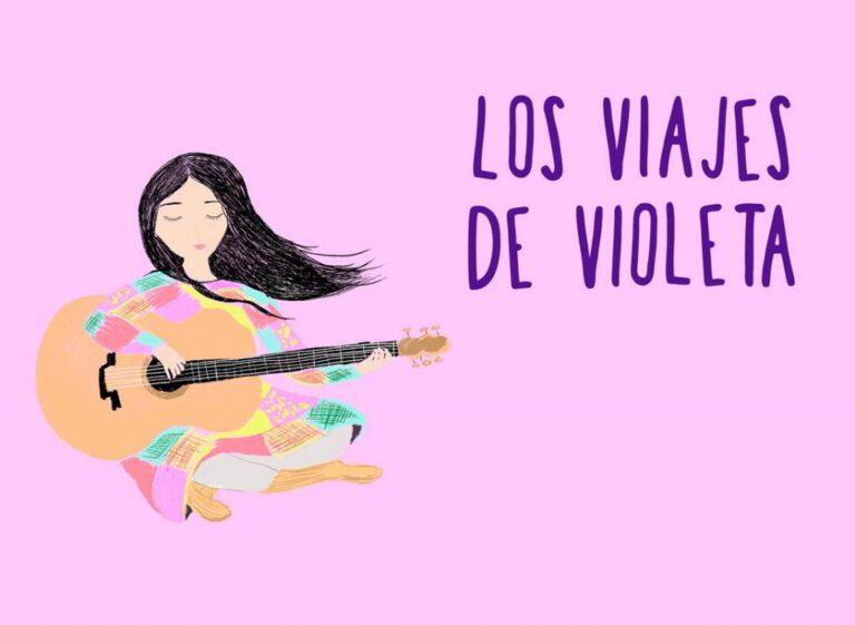 """Estreno de una nueva temporada de """"Los Viajes de Violeta: El Chirihue"""""""