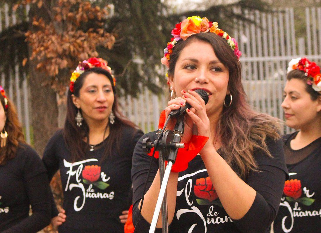 #VioletaEnCasa presentó el Concierto Homenaje a Violeta Parra con Josi Villanueva