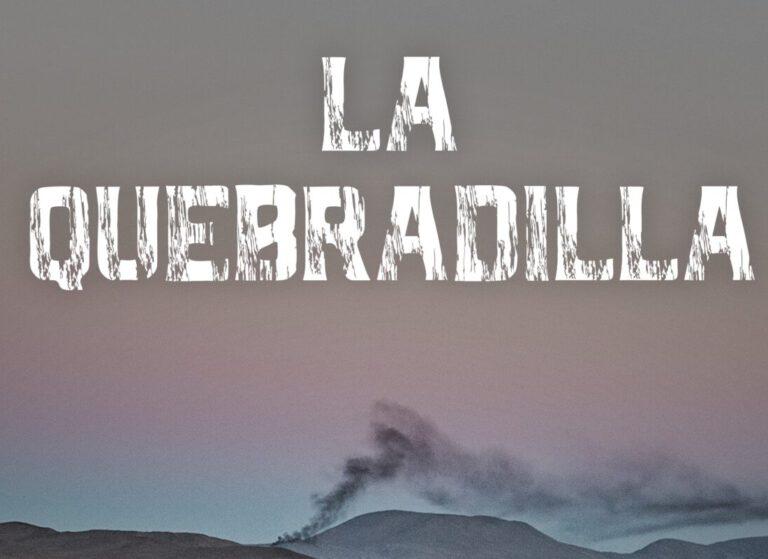"""Ciclo de Documentales CINELEBU: """"La Quebradilla"""""""